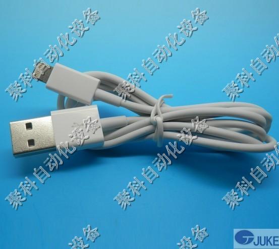 苹果ipone5数据线端子焊接